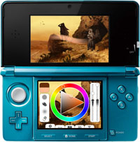 Colors! 3D for Nintendo 3DS™